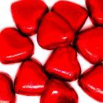 Choklad hjärtan 69kr